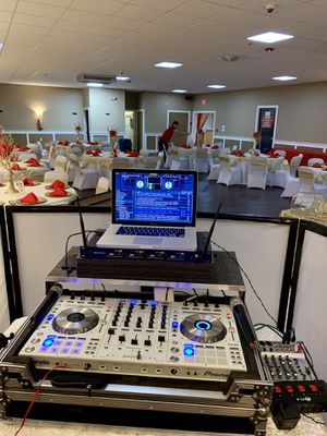 Full DJ equipment for Sale in Lawrence, MA