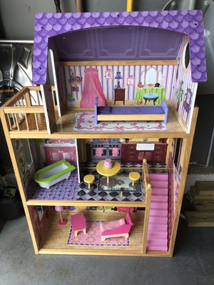 Doll house with furniture for Sale in Bowie, MD