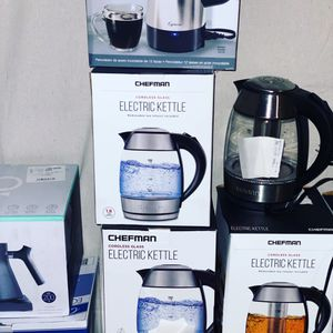 Chefman Electric Kettle for Sale in Yeadon, PA