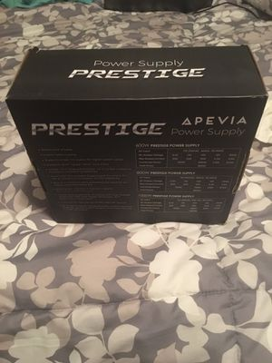 Apevia 1000w Power Supply - Gold efficiency for Sale in Richmond, VA