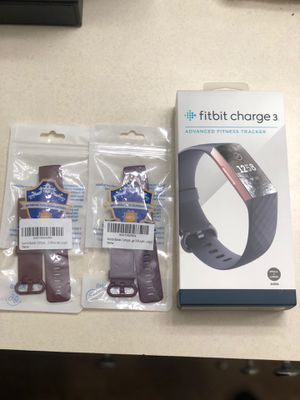 Fitbit Charge 3 for Sale in Fort Lauderdale, FL