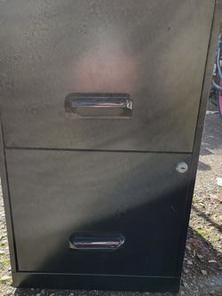 2 Drawer FILE CABINET for Sale in Tacoma,  WA
