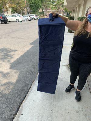 Hanging closet organizer for Sale in Aliso Viejo, CA