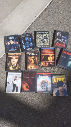 12 Movies for $5 for Sale in Anaheim, CA