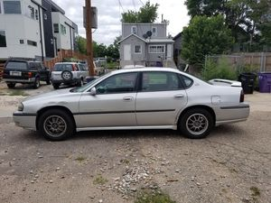 Must sell 2001 Chevy Impala for Sale in Denver, CO