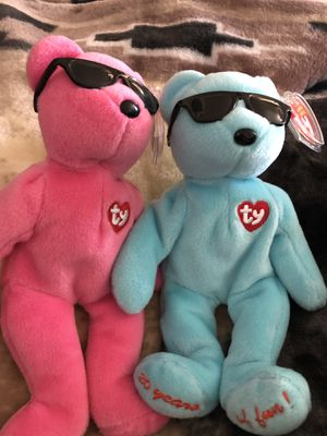 Summer time fun beanie babies for Sale in North Las Vegas, NV