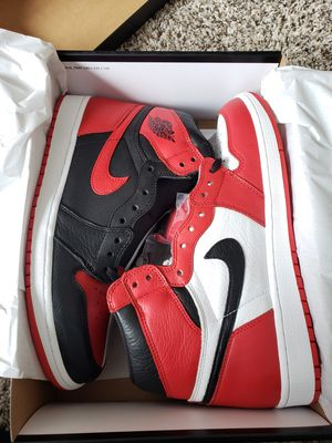 AIR JORDAN 1 RETRO HIGH OG HOMAGE for Sale in Federal Way, WA