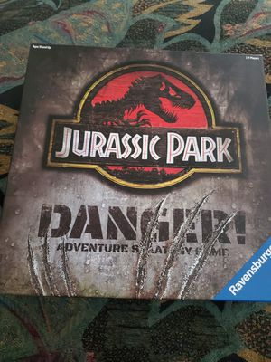 Jurassic park board game for Sale in Land O Lakes, FL