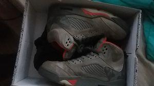 Retro 5 Jordan's for Sale in Normal, IL