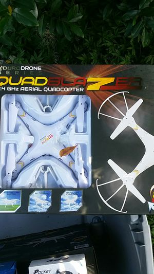 Aerial quadcopter drone for Sale in Lakeland, FL
