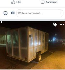 Stolen trailer.....offering reward for Sale in Hermiston,  OR