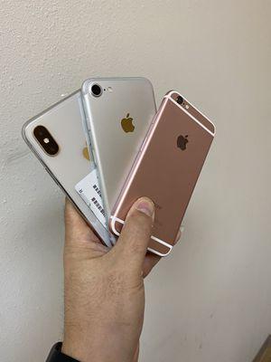 iPhone 6s unlocked for Sale in Lakeland, FL