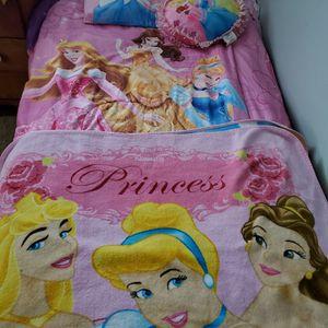 Princess Twin Bedding for Sale in Sarasota, FL