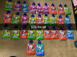 Brand new kids bubbles $25 for all for Sale in Boca Raton, FL