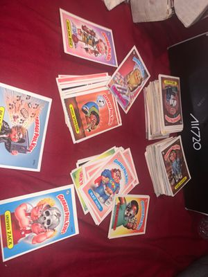 1986 topps garbage pail kids for Sale in Fresno, CA