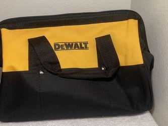 New Dewalt Empty Tool Bag for Sale in Salem,  OR