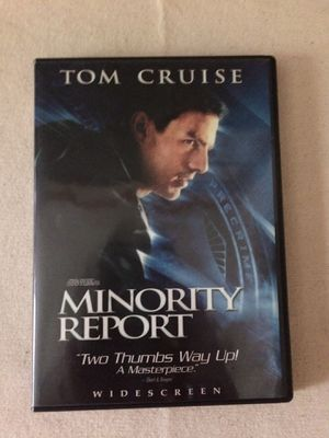 Minority Report - Tom Cruise for Sale in Decatur, GA