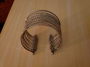 Silver color multiple bracelets light weight for Sale in Falls Church, VA
