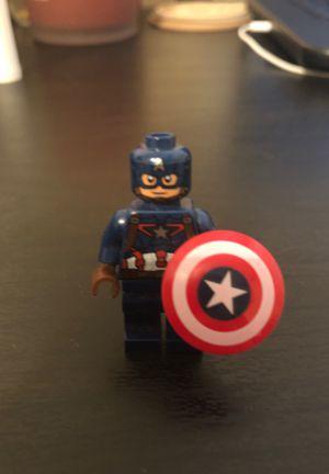 Captain America LEGO MiniFigure for Sale in Covina, CA
