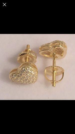 925 sterling silver earrings for Sale in Brooklyn, NY