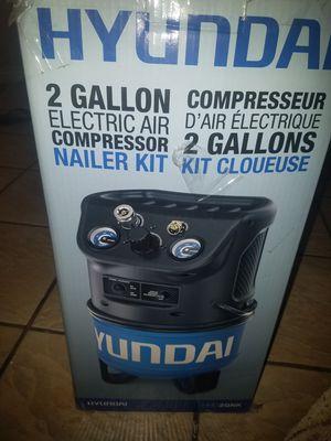 2 gallon air compressor for Sale in Las Vegas, NV