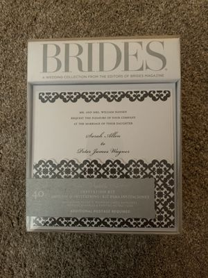 Brand New Wedding DYI Invitation Kit for Sale in Corona, CA