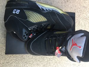 Jordan Retro 5 men's size 8 for Sale in Bloomington, CA