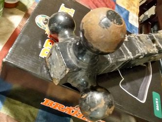 Three Ball Hitch For Sale for Sale in Fresno,  CA