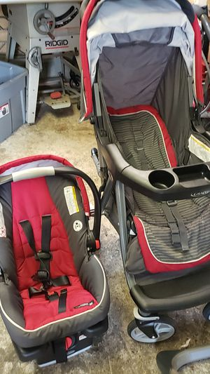 Graco stroller and infant car seat for Sale in Medford, NY