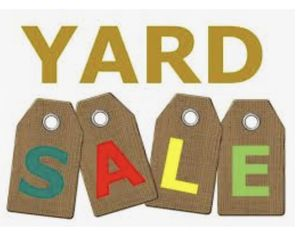 Yard sale 11/14 from 7am-12pm. 14112 Barnsdale Ave, 93314 for Sale in Bakersfield, CA