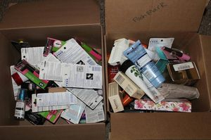 125 pc. Makeup and More Lot for Sale in Eldridge, IA