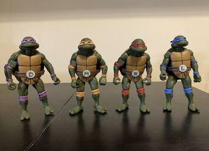 Neca Teenage Mutant Ninja Turtles set for Sale in Prattville, AL