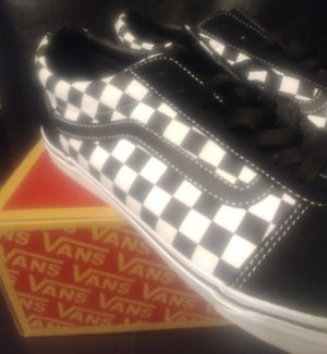 Vans shoes size 13 for Sale in Amherst, VA