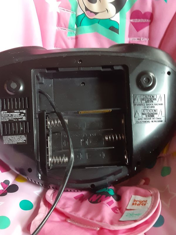 Radio/ CD Player