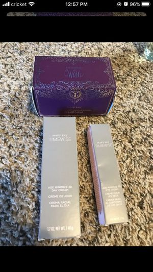 Timewise Mary Kay Set with Enchanted Wish Perfume for Sale in Irving, TX