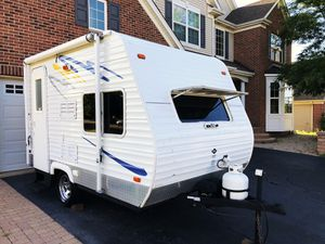 2007 Cruiser Fun Finder 14Ft Travel Trailer for Sale in Streamwood, IL