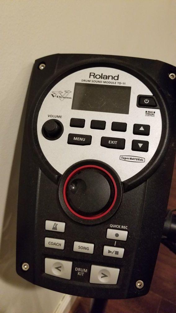 Roland TD-11