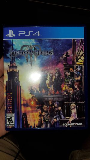 Kingdom Hearts 3 for Sale in Pembroke Pines, FL