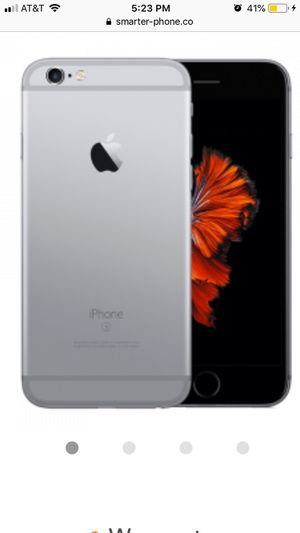 iPhone 6s 32 gig unlocked for any carrier. MINT for Sale in Scottsdale, AZ