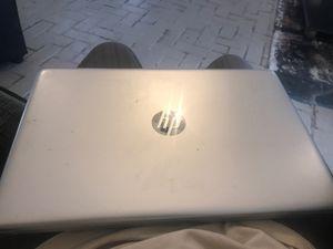 HP laptop no hard drive for Sale in Apopka, FL
