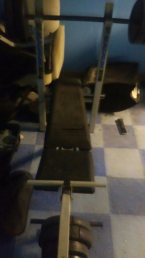 Weight bench for Sale in Detroit, MI