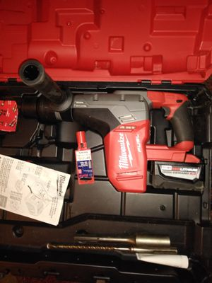 Milwaukee M18 rotary hammer for Sale in Santa Rosa, CA