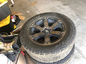 20's rims for sale for Sale in Fresno, CA
