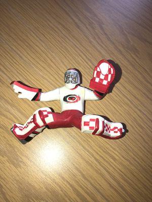 Trevor Kidd 37 Carolina Hurricanes NHL Hockey Goalie Goalkeeper Action Figure Toy for Sale in Trenton, NJ