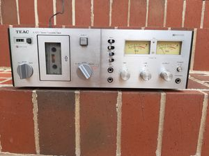 Stereo Cassette Deck for Sale in West Springfield, VA
