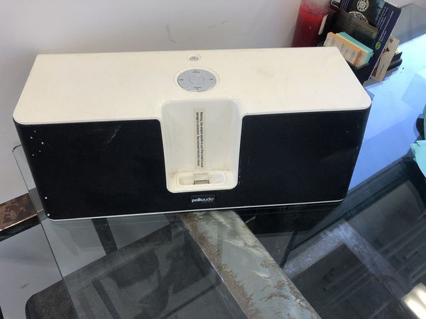 Polk Audio Soundbar for old iPod/ iPhone