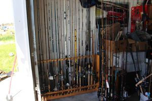 Fishing Rods Poles and Reels Combos and Separate Vintage and Modern for Sale in Rio Linda, CA