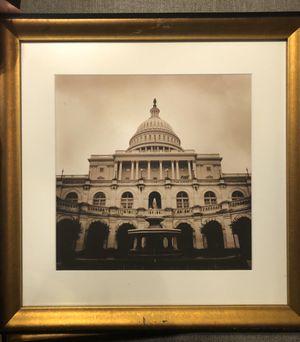 Washington DC framed art! for Sale in Washington, DC