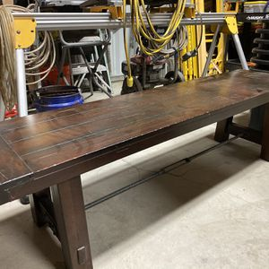 Indoor Or Outdoor Bench for Sale in Canyon Lake, CA