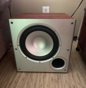 Polk Audio cherry for Sale in Kissimmee, FL